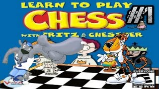 Let's Play: Learn to Play Chess with Fritz & Chesster for the PC: Part 1: Gameplay and Commentary