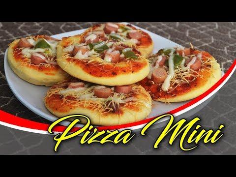 RESEP MUDAH PIZZA MINI | By Yani Cakes #119