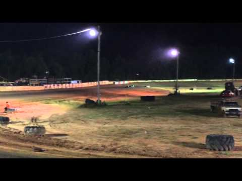 Junior 2 Feature | Hattiesburg Speedway | Deep South Series