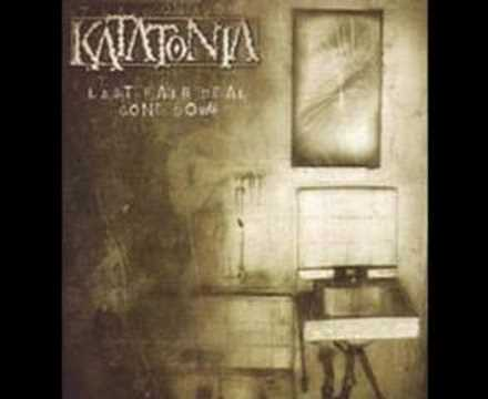 KATATONIA - The Future of Speech