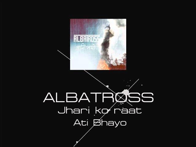 albatross-jhari-ko-raat-bobby-shrestha