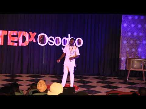 Today to Tomorrow: The Transition | Dele Falebita | TEDxOsogbo