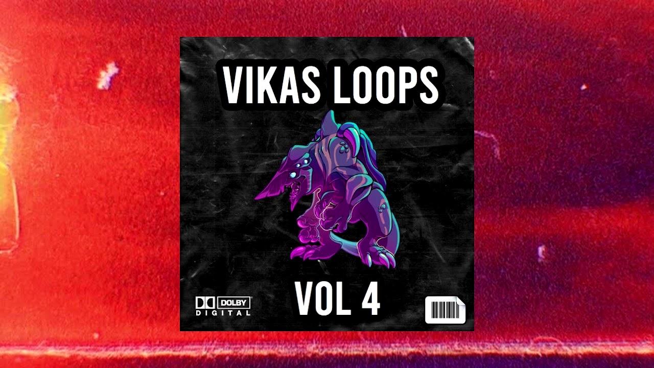 Free - VIKAS LOOPS VOL 4 (Melody and Sample Pack) | Cubeatz, Pvlace, Frank  Dukes Style Loops