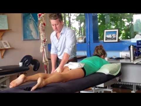 Myofascial release techniques for the hamstring muscles using Soft Tissue Release (STR)