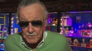 RAW VIDEO: Stan Lee surprised by his fame