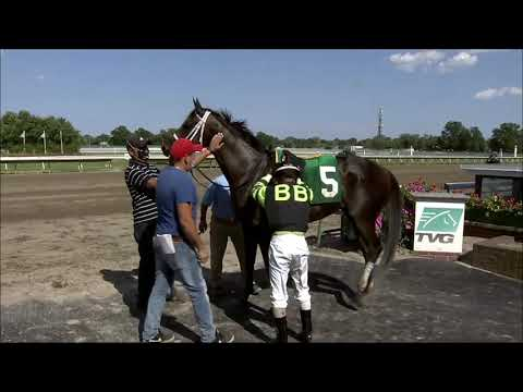 video thumbnail for MONMOUTH PARK 07-12-20 RACE 8