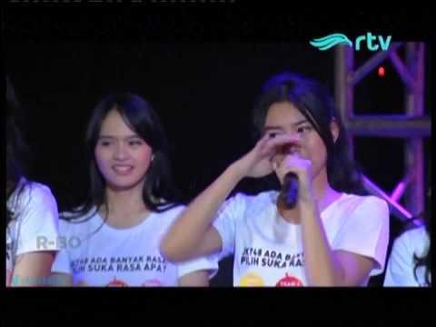 Promosi member dan Shuffle jkt48