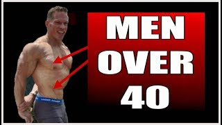 Free Weightlifting Course & Nutrition Plan For Men Over 40