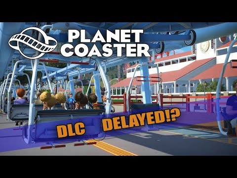 Planet Coaster - Magnificent Rides DLC - DELAYED |
