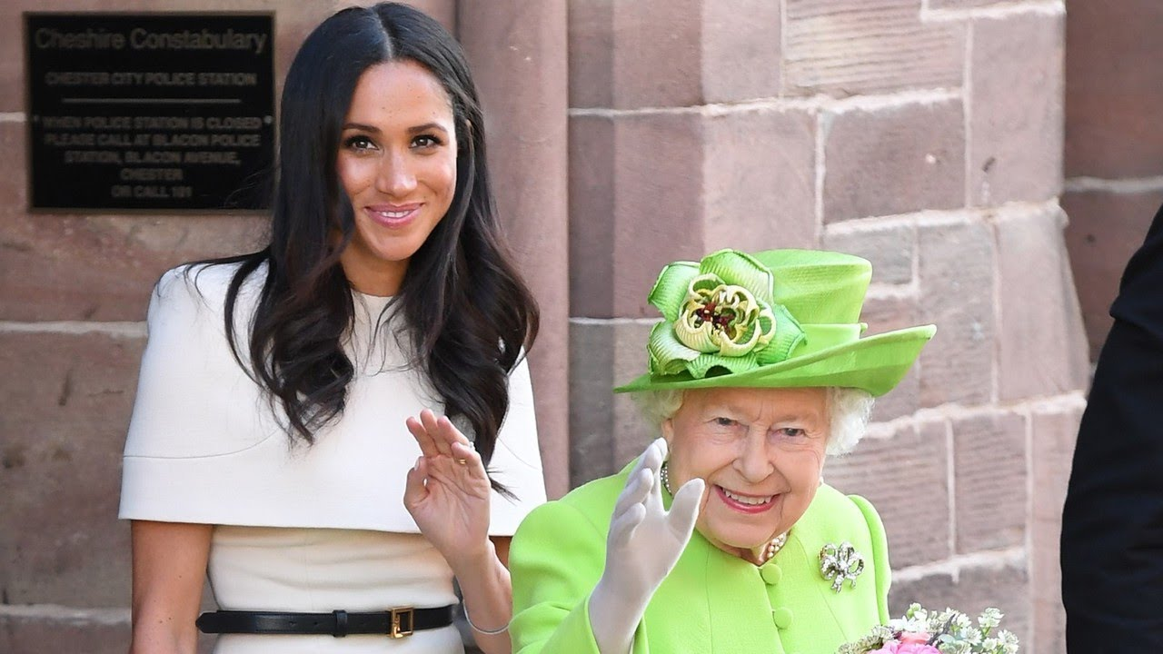 Meghan Markle wants to 'shame the royal family into submission'