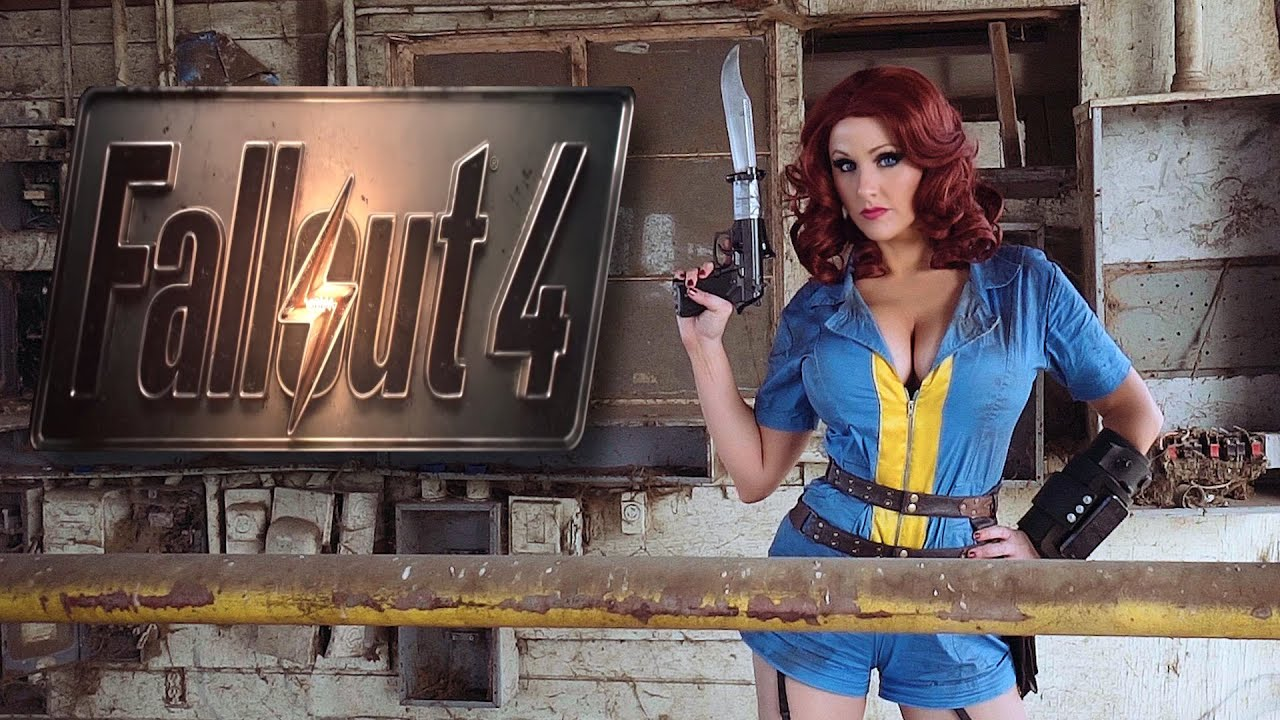 Anime Steampunk Girl Wallpaper Fallout 4 In Real Life Angie Griffin Fallout Cosplay