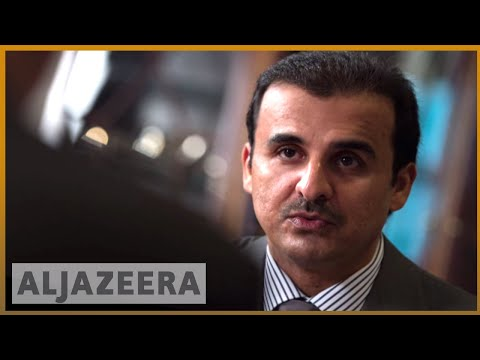 🇶🇦 🇺🇸 Qatar's emir, US defence secretary praise 'strategic relations' | Al Jazeera English