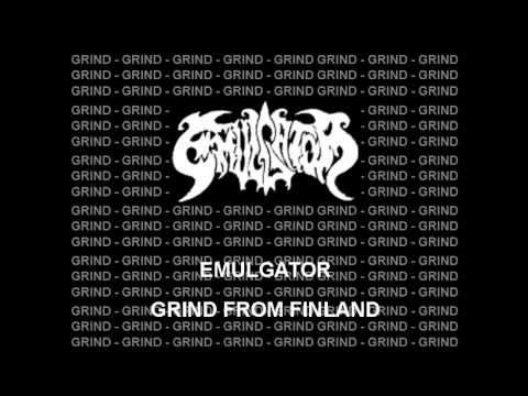 EMULGATOR - Art of cooking - Earaching but not Heartbreaking (Grindcore, Finland)