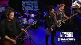 Green DayBang BangLive on the Howard Stern Show