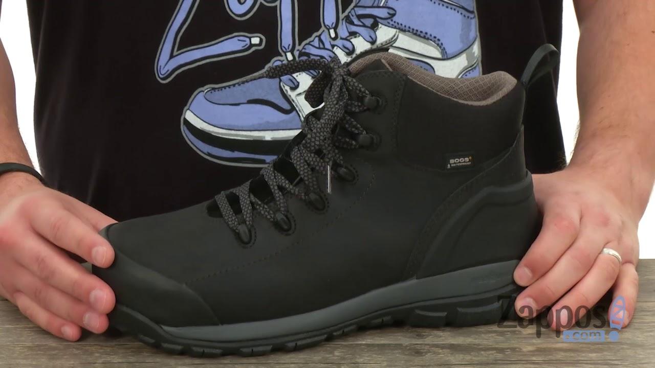 14946f95eaa Bogs Foundation Leather WP Mid Comp Toe SKU: 8982015