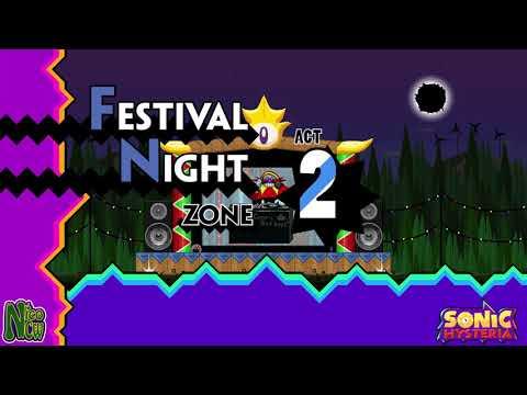 Festival Night Act 2  Sonic Hysteria