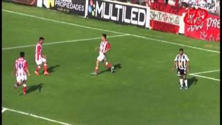 FATV 16 Fecha 6 - Talleres 2 - Estudiantes 0