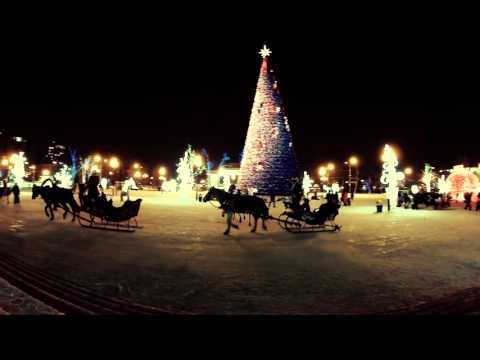 Южно Сахалинск - Губернаторская елка