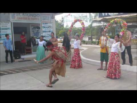 Welcome to Puerto Princesa - Airport Dance