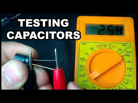 download How To Test A Capacitor