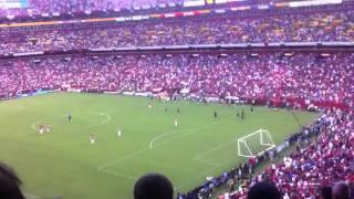 FC Barcelona vrs Manchester United