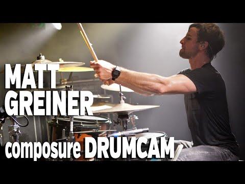 Matt Greiner/August Burns Red: Composure