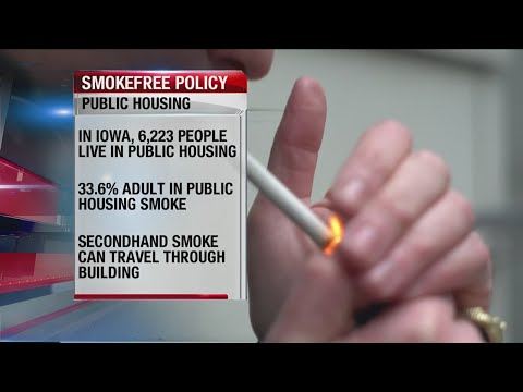 Implementing smokefree policies in all public housing units