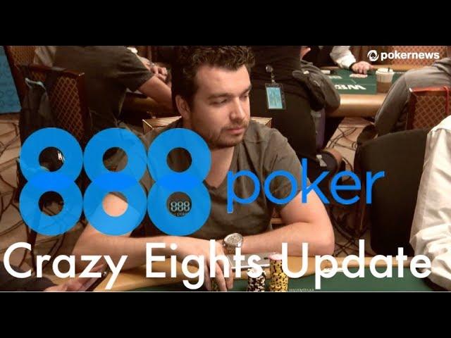 888 Update: Crazy Eights