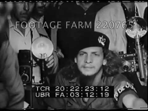 Castro Cuba and Communism - 220765-03 | Footage Farm