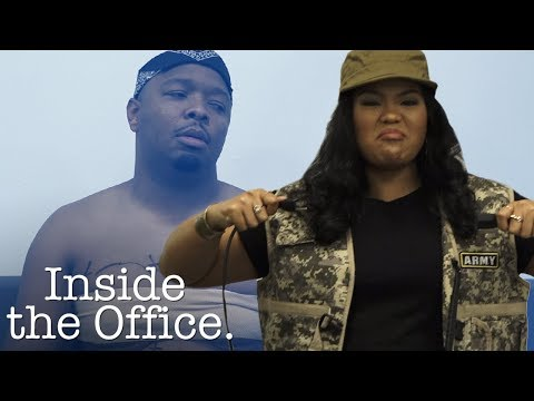 Megs In Charge | Inside The Office