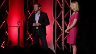 A special ops approach to medical relief: Dr. Andrew Furey & Dr. Natalie Bridger at TEDxStJohns