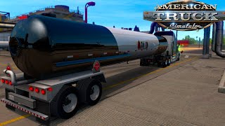 American Truck Simulator - Going to Grand Canyon Village