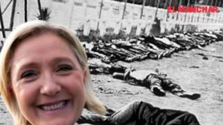 """Marine Le Pen """"La colonisation a beaucoup apporté, notamment à l'Algérie"""""""