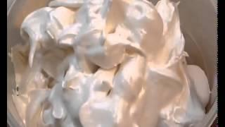 Белковый Заварной Крем   Чудо на Ваших Десертах!!!
