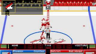 Solid Ice Hockey (PC) - Custom League