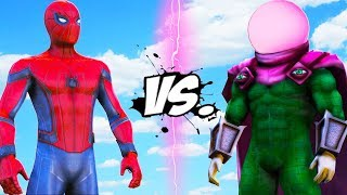 SPIDER-MAN VS MYSTERIO - EPIC BATTLE