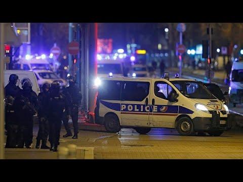 مقتل شريف شيخات المشتبه به الرئيسي في هجوم ستراسبورغ  - نشر قبل 4 ساعة