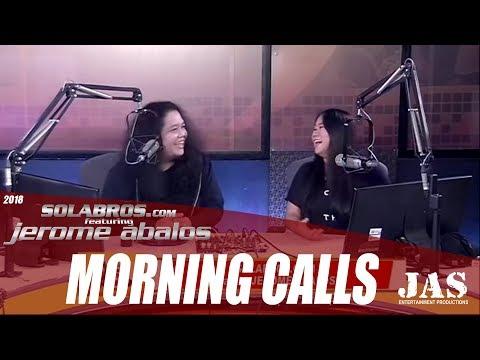 Morning Calls (Radyo Singko 92.3) | SOLABROS.com feat. Jerome Abalos | July 17, 2018