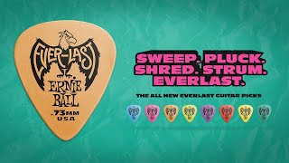Ernie Ball Everlast Picks - The Eagles Have Landed