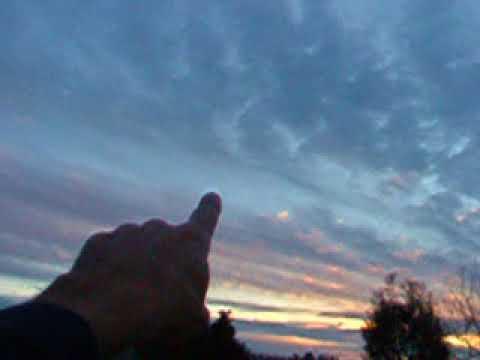 Sun Down/Sky View not rite/Weird 3/19/18