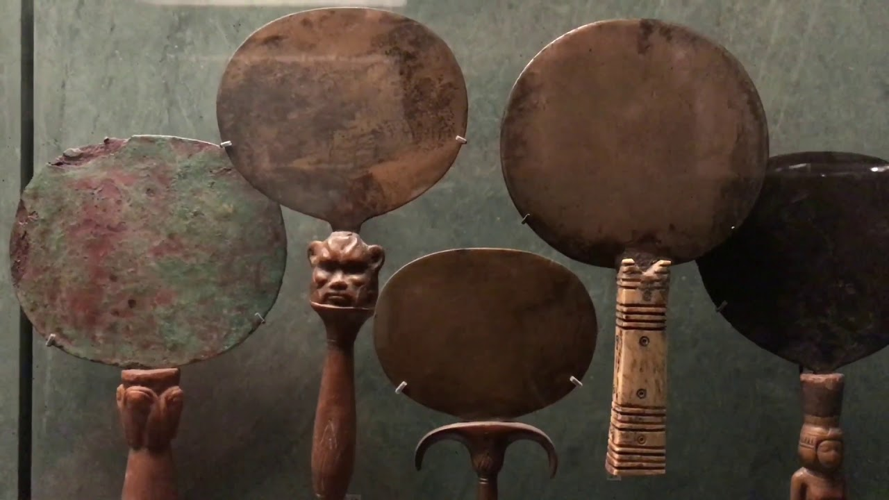 Ancient Egyptians Used Polished Copper Mirrors Youtube