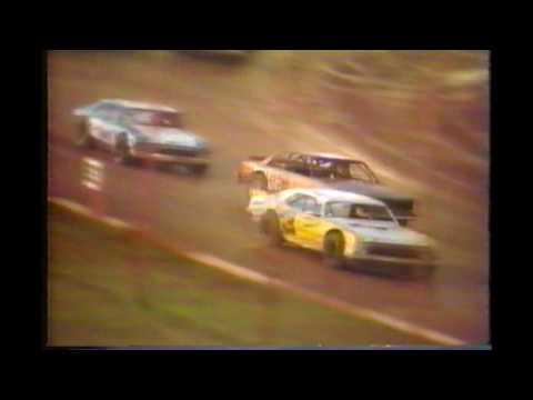 Dixie Speedway 5/9/1992 Bomber Race #1!