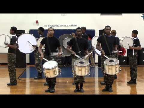 MADISON HIGH SCHOOL DRUMLINE 2014