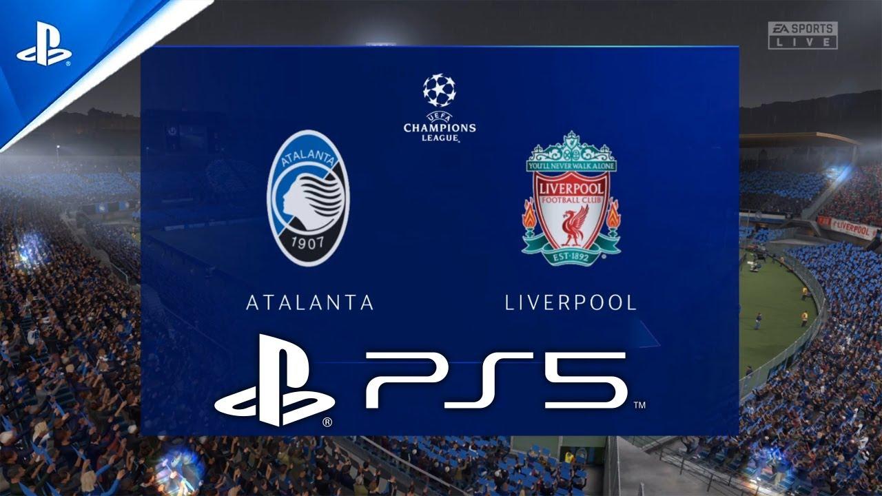 FIFA 21 PS5 Atalanta vs Liverpool - All Goals and Extended Highlights 2020  HD - YouTube