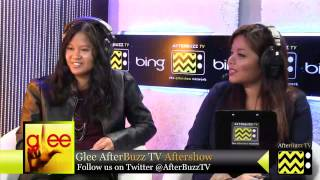 """Glee  After Show  Season 4 Episode 6 """"Glease"""" 