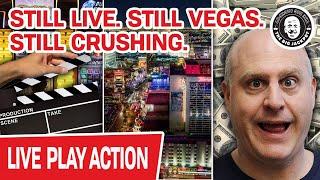 🔴 STILL Live. 🎰 STILL Vegas. 💥 STILL Crushing Slot Machines.