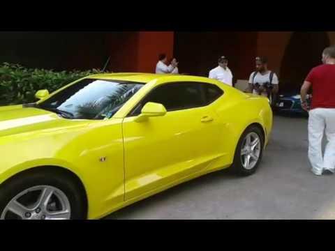 Recorrido en los nuevos modelos de Chevrolet 2017 desde Costa Rica