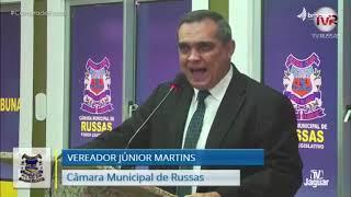 Júnior Martins   Pronunciamento 24 11 2020