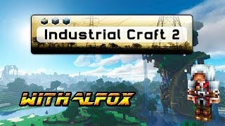 Industrial Craft 2 Experimental - Гайд Часть 1