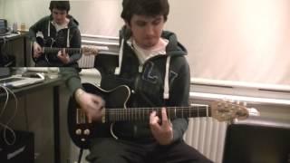 Zebrahead - Automatic (Guitar Cover)